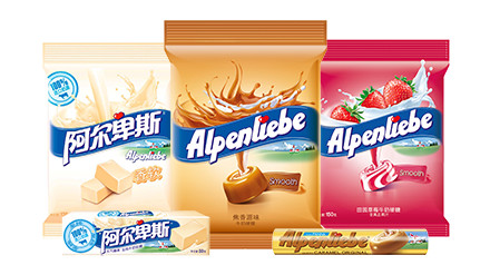 Alpenliebe Pack 1