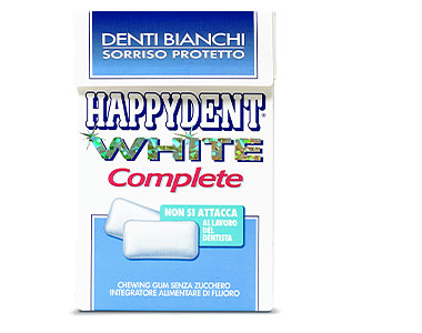 Happydent packshot